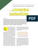 LIFESURE en Fomento_Pavimentos Sostenibles