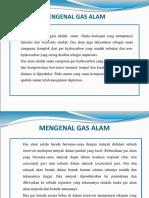 Mengenal Gas Alam