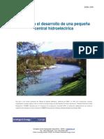 GUIA PARA EL DESARROLLO DE UNA PEQUEÑA CENTRAL HIDROELECTRICA.pdf
