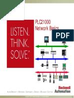 PLC21000 Network Basics