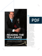 Reading the tea leaves