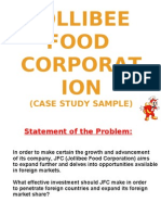 jollibee foods corporation pest analysis Jollibee has grown exponentially on all aspects on corporatin: weaknesses opportunities innovation: labor: threats jollibee foods corporation swot analysis.