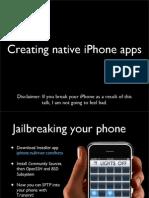 iPhone Phonedev