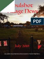 Poulshot Village News - July 2018