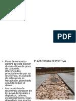 plataforma deportiva