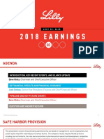 Lilly Q2 2018 Slides