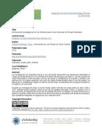 Innovaciones pedagógicas en los métodos para el uso del pedal de Enrique Granados