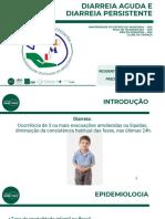 Clube da Criança - Diarreia aguda e diarréia persistente
