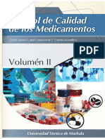 22 Control de La Calidad de Los Medicamentos Vol II
