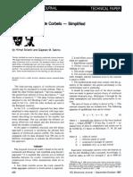 Civil Engineering Formulas 2009