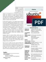 Ubuntu de Wikipedia