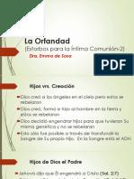 La Orfandad