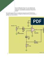 Este circuito permite construir un amplificador de bajo costo y una calidad más que aceptable.docx