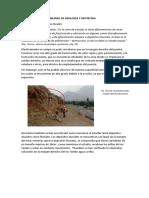 Informe de Compatibilidad de Geología y Geotecnia