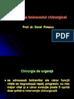 Curs VII-VIII (Evaluarea Bolnavului Chirurgical) Modificat
