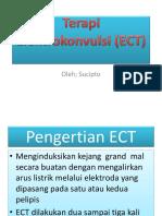 Terapi Elektrokonvulsi (ECT)