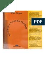 SINGER - Introdução à Economia Solidária - Livro completo.pdf
