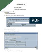 Error Log Setup.pdf