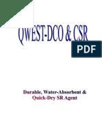 Qwest Dco&Csr