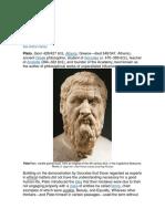 Plato n