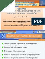 Presentacion Resumen de Herramienta Informatica Para Le Gestion de Redes de Riego a Presion