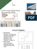 Unit-3 Wiring System