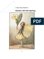 Cicely Mary Barker - Flower Fairies of the Spring 6