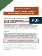 3.12 Posicionamiento Metodo Dennison Kennedy.pdf