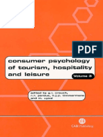 CABI - Consumer Psychology of Tourism_ Hospitality and Leisure Volume 3 - (2004)