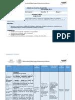 DPO2 Planeacion Didactica 2018 2 B1