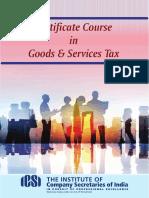 Gst Course Brochure