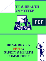 OSH Safety Committee