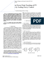 A Maximum Power Point Tracking of PV System by Scaling Fuzzy Control.pdf