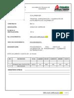 Procedimiento Para Transmisores y Elementos de Temperatura (1)