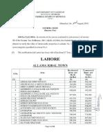 Lahore Part 1 Final