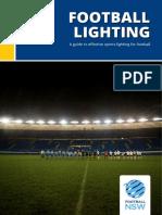 Football Lighting