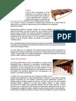 Evolución de La Marimba