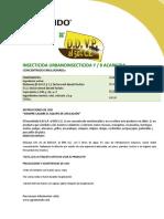 Ficha Técnica D.D. v.P. AL 50
