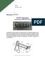 Consulta 2 Sistema CVVT