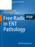 [Oxidative Stress in Applied Basic Research and Clinical Practice] Josef Miller, Colleen G. Le Prell, Leonard Rybak (eds.) - Free Radicals in ENT Pathology (2015, Humana Press).pdf