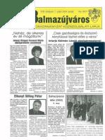 Balmazújváros újság - 2004 január