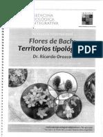 Territorios Tipológicos de Ricardo Orozco - Flores de Bach