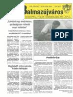 Balmazújváros újság - 2004 július