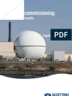 Nuclear Decommissioning Capability Statement