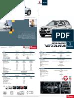 Suzuki Grand Vitara 3p