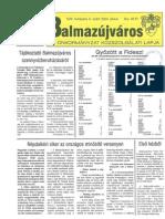 Balmazújváros újság - 2004 június