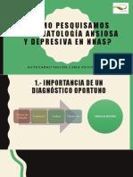 Pesquisa sintomatología depresiva