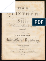 Romberg Quintet Flute