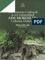 El Patrimonio Cultural de la Comunidad Aim Mokoilek