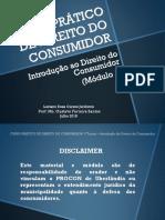 Módulo 1 - Introdução Ao Direito Do Consumidor